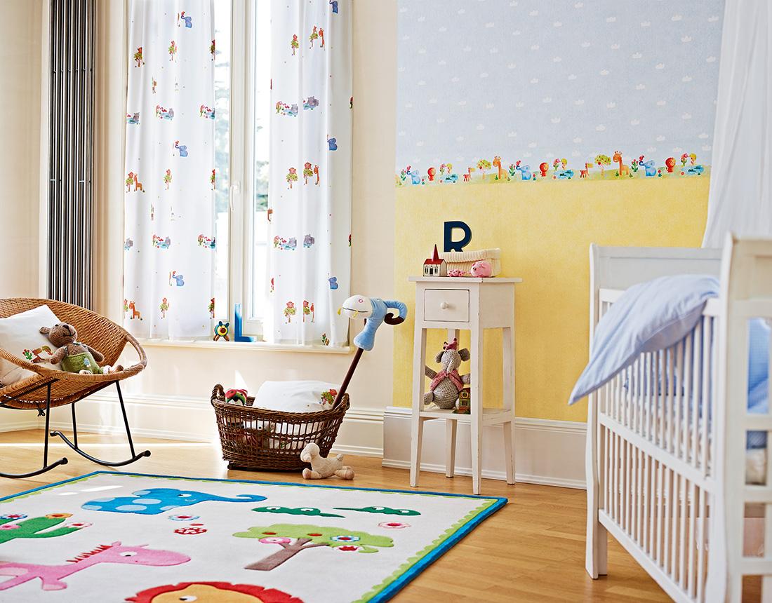 tapeta cienna kosmos 94124 1 esprit kids 3 as creation. Black Bedroom Furniture Sets. Home Design Ideas