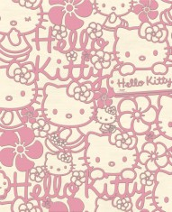 Tapeta ścienna Hello Kitty Kids@Home 70-227 Graham & Brown
