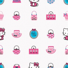 Tapeta ścienna Hello Kitty Kids@Home 73499 Graham & Brown