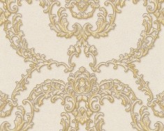 Tapeta ścienna ornament AP Luxury Classics 34777-1 AS Creation